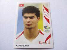 Sticker PANINI Fifa World Cup GERMANY 2006 N°574 Tunisie Karim Saidi