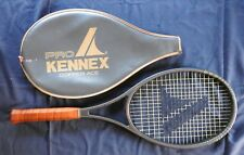 """PRO KENNEX """"COPPER ACE"""" TENNIS RAQUET 4 5/8"""" GRIP WITH COVER VERY NICE COWHIDE"""
