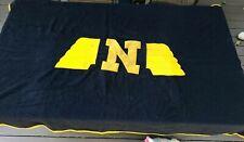Very Rare 1941-42 Horner U.S. Naval Academy Navy Aviator Wool Football Blanket