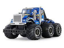 Tamiya 58646 1/18 RC Off Road Truck G6-01 Chassis Konghead 6x6 Assembly Car Kit