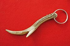 Deer Antler Key Ring - Large