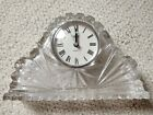 MIKASA+Ashley+QUARTZ+MANTLE%2FDESK+CLOCK+-+MADE+IN+GERMANY+-+Excellent+condition