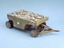 Resicast 1/35 US Roller Towed Road w/Rubber Tires w/Debris (ETO PTO) WWII 351291