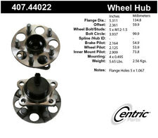 Wheel Bearing and Hub Assembly-Premium Hub Assemblies Rear Centric 407.44022
