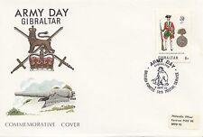 (85596) Gibraltar Cover Army Day - BFPS 1415 8 September 1975