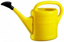 10L Garden Essential Watering Can Indoor Outdoor Watering Can With Rose - Yellow