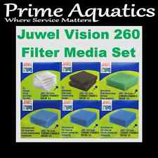 JUWEL VISION 260 COMPLETE FILTER MEDIA SET  NEW BOXED