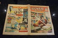 ROVER & WIZARD - Date 27/05/1967 UK Comic