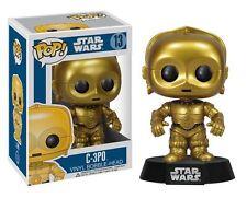 *NEW* Star Wars C-3PO c3po POP! MOVIE Vinyl Bobblehead Bobble Head by Funko