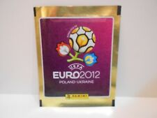 unopend sealed packet PANINI EURO 2012 GOLD VERSION CODE EXP3 BACK