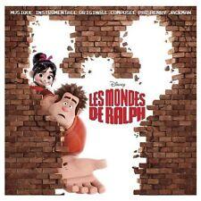 ORIGINAL SOUNDTRACK - LES MONDES DE RALPH NEW CD