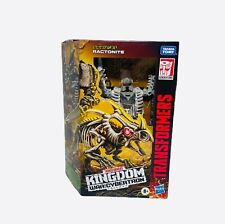 Transformers Kingdom War for Cybertron HUFFER Deluxe Class Action Figure ??