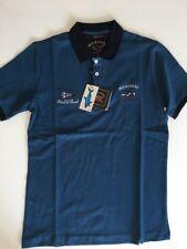 Paul Shark Herren Polo-Shirt P Green Gr XL