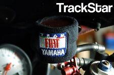 BRAND NEW YAMAHA TEAM FIAT ROSSI BLACK BRAKE RESERVOIR SOCK 289SK