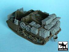Black Dog 1/48 British Universal Carrier Mk.II (Bren Gun) Accessories Set T48001