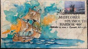 2020 Mayflower  Nirlay Kundu FDC