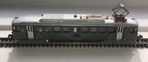 N Gauge Electric Locomotive LIMA 204 Rbe 4/4 1435 SBB CFF
