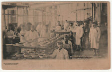1909 DAYTON OHIO PC Postcard SOLDIERS HOME Sherwood KITCHEN Military OH Dining