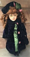 The Collectors Choice Series by DanDee Vintage 17� Porcelain Doll Missing Hand
