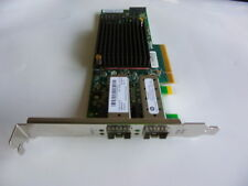 More details for hp nc550sfp dual port 10gbe server adapter pci-e x8 hp s/p 586444-001 581199-001