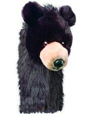 Black Bear Golf Head Cover Daphne's Headcovers
