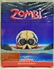 ZOMBI AMIGA 1990 Commodore Game Software by UBI SOFT in English, French + German