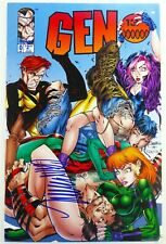 Image GEN 13 (1994) #0 Signed by J Scott. Campbell w/COA FN+ Ships FREE!