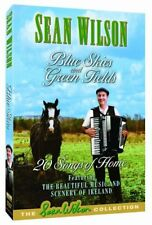 Sean Wilson Irish Music DVD Blue Skies and Green Fields 20 Songs of Home