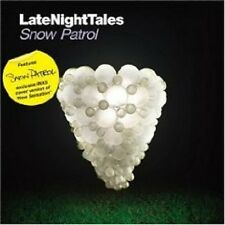 SNOW PATROL LATE NIGHT TALES CD 19 TRACKS NEU