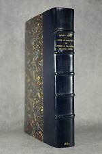 COHEN. GUIDE DE L'AMATEUR DE LIVRES A GRAVURES DU XVIII° SIÈCLE. 1886.