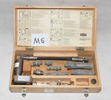 MotoMeter Kompressionsdruckschreiber / Kompressionsdruckprüfer Diesel 40 Bar M6