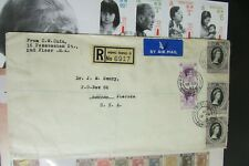 Hong Kong Cover Group of First Day and Postal History
