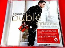 MICHAEL  BUBLE  -THE CHRISTMAS ALBUM DELUXE 19 TRACK *EX/NM* SPECIAL EDITION