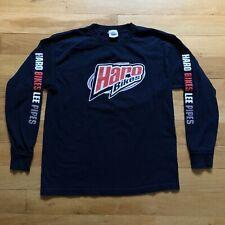 Vintage Haro Bikes Lee Pipes BMX Long Sleeve Jersey Shirt USA Made Youth XL