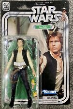 Kenner Star Wars 40th Anniversary Legacy Pack - Han Solo