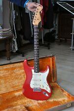 Vendo Stratocaster Red Dakota 1959 Slab board