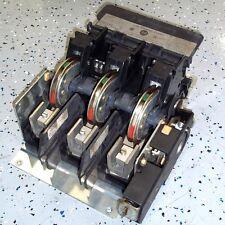 ALLEN BRADLEY 600VAC/250VDC 400A 3-POLE DISCONECT SWITCH 1494V-DS400 SER.A *kjs*