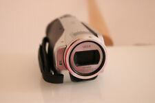 Panasonic HDC-SD5 Full HD 1920 x 1080 Camcorder Video Kamera Silber Topp!