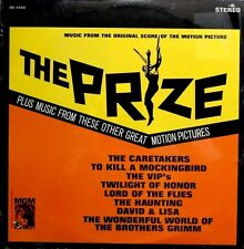 THE PRIZE AND OTHER GREAT FILMS (SOUNDTRACK) LP (BRAND NEW! STILL SEALED!!)