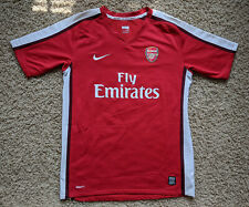 Arsenal 08/10 Home kit/jersey youth XL - boys 2008-2010