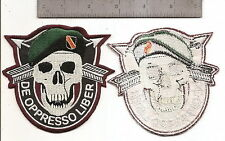 #292  SPECIAL FORCES BLACK OPPS PATCH