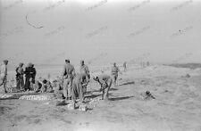 Campagna dei Balcani-Africa Africa corpo-DAK-Wehrmacht-TOMBE - deserto-Cimitero - 1