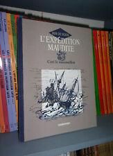 L'expédition maudite, Cori le moussaillon - Bob de Moor - Signé et numéroté - BD