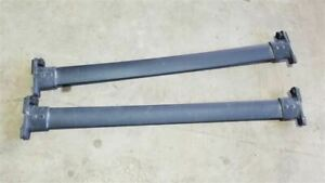 2004 Mazda Tribute Luggage Roof Rack Cross Bars Only 72537