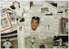 Joe DiMaggio Legacy - Robert Stephen Simon Litho