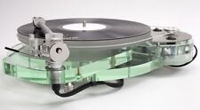 ROKSAN RADIUS 7 TURNTABLE WITH NIMA TONEARM - NEW FACTORY SEALED - WARRANTY -