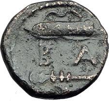 ALEXANDER III the GREAT 325BC Hercules Club Macedonia Ancient Greek Coin i64915