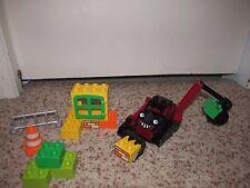 LEGO DUPLO 3293 BENNY the BOB the BUILDER Benny's Dig Set