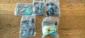 5* New Hungry Jacks Scooby Doo The Mystery Machine figurine and more