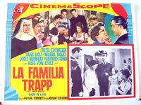 THE TRAPP FAMILY/R. LEUWERIK/1956/OPTIONAL SET/4438